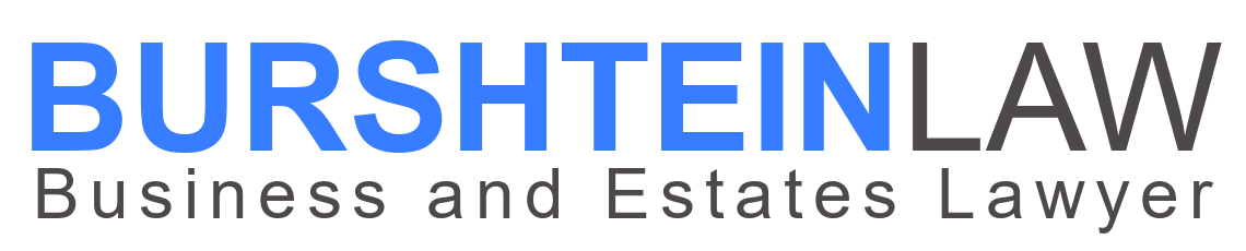 Burshtein Law Logo